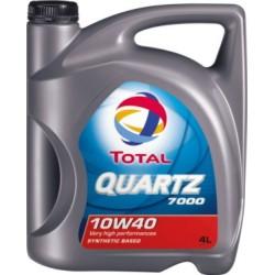 Total Quartz 7000 10w40 4L