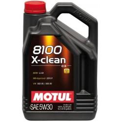 Motul 8100 X-Clean C3 5W30 5L