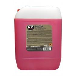K2 PAXA 20KG Środek myjący do usuwania resztek owadów