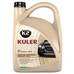 K2 KULER -35°C BEZBARWNY 5 L Gotowy płyn do chłodnic