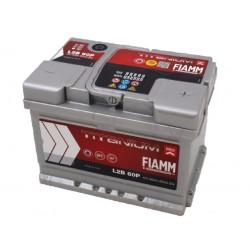 Akumulator FIAMM Titanium PRO 50Ah/520A