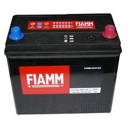 Akumulator FIAMM Diamond 45Ah L+ Japan 360A