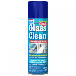 Pianka do mycia szyb samochodowych Cyclo Glass Clean