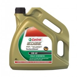 Castrol Edge Turbo Diesel 5W40 4 L